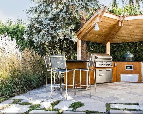 Best 20 Front Yard Design Ideas with a Gazebo   Houzz