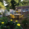 Eat Out in a Kitchen Garden This Autumn