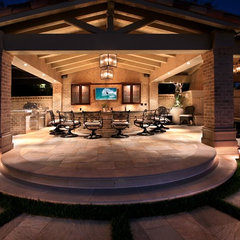contemporary patio by Urban Landscape