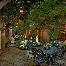 Eclectic Patio by Designing Solutions