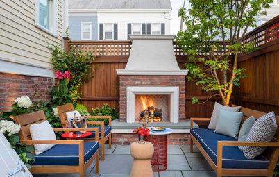 Patio of the Week: Designer's Cozy Retreat in a Side Yard