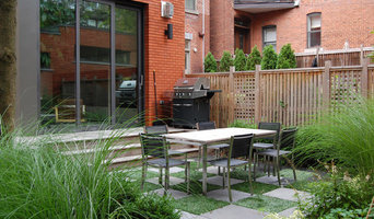 Urban outdoor space