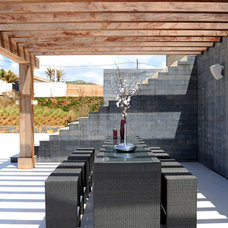Modern Patio utopia projects