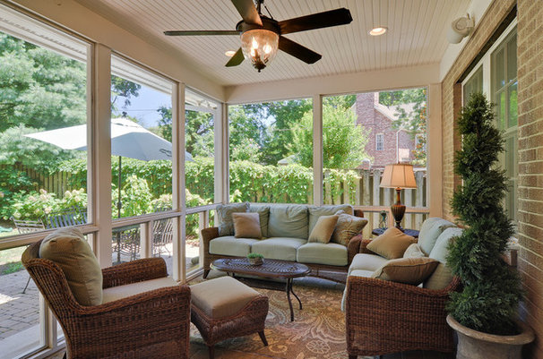 Traditional Patio by The Kingston Group - Remodeling Specialists