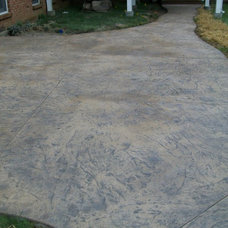 Patio by T & H Foundations and Concrete Services