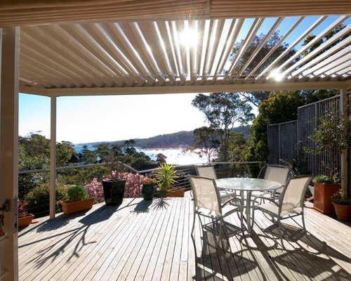 Equinox Louvered Roof System Houzz