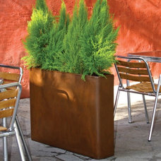 Contemporary Outdoor Pots And Planters by Home Infatuation
