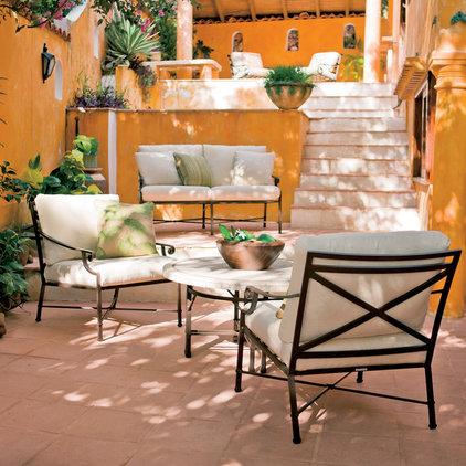 Mediterranean Patio by Brown Jordan