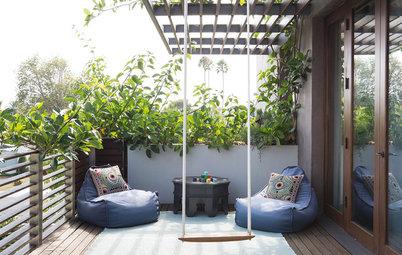 Insolite : 12 balcons pour prendre l'air