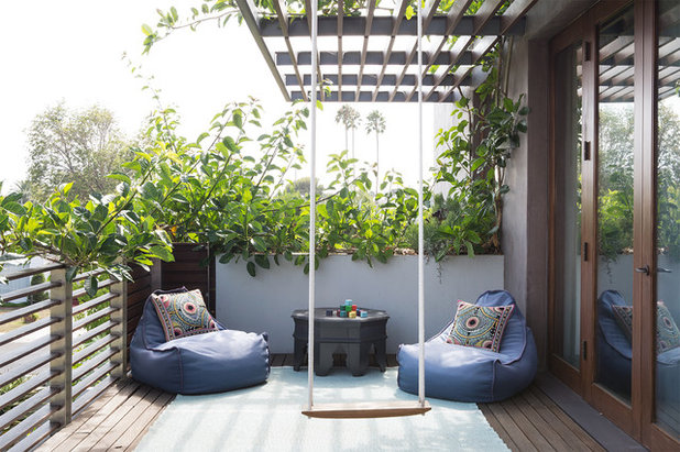 Moderne Terrasse et Patio by Studio Hus
