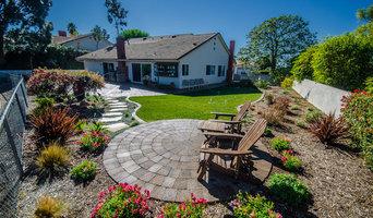Ventura Hilltop Home Landscape
