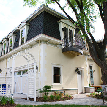 Victorian Home Restoration and Addition