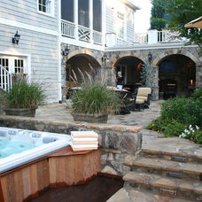 Traditional Patio by Legacy Landscapes, Inc.