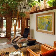 Indoor patio