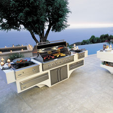 Modern Exterior by Universal Appliance and Kitchen Center