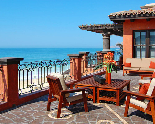 SaveEmail - Mexican Porch Ideas, Pictures, Remodel And Decor