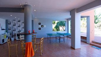 Villa Avra refurb