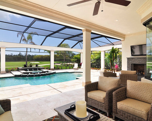 Lanai Screen Enclosures Houzz