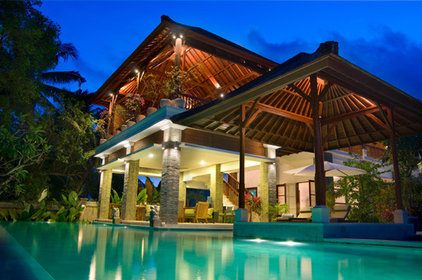 Asian Patio Villa Double N Bali