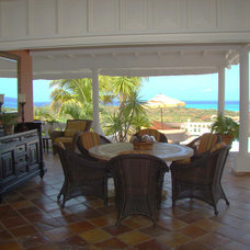 Tropical Patio Villa Mille Fleurs, St. Martin, French West Indies