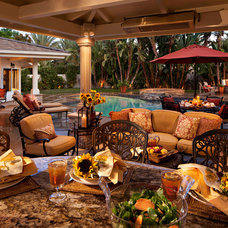 Traditional Patio by Interior Affairs -- Vickie Daeley