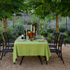Enjoy the Romance of Dining in a Classic Gravel Garden