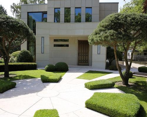 Moderne Vorgarten Bilder – airfax.info