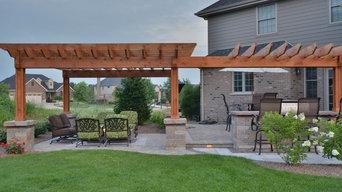 Vistana House with Pergola/Bar/Fire Table
