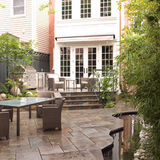 Traditional Patio by GardenWise