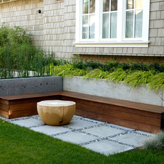 contemporary patio by Aloe Designs