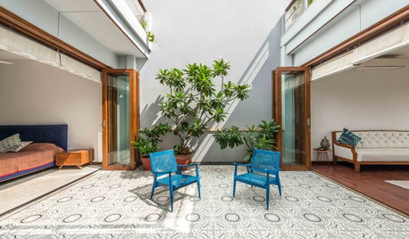 11 Indian Homes That Revolve Around Courtyards