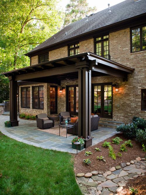 Traditional Atlanta Patio Design Ideas Remodels U0026 Photos | Houzz
