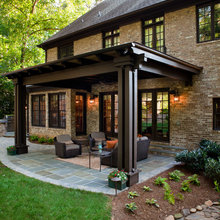 Flat Roof Patio Covers
