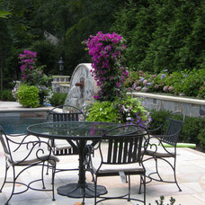 Traditional Patio by Thomas Biro Associates
