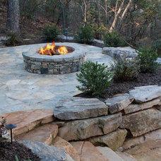 Traditional Patio by Morgan-Keefe Builders, Inc.