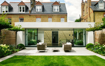Houzz Tour: A Victorian Home in London Gains a Contemporary Extension