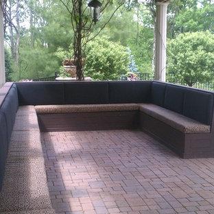 Patio - modern patio idea in Detroit