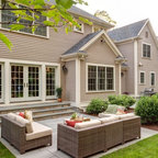 Wellesley Master Plan Traditional Patio Boston By