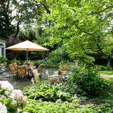 Traditional Patio by Sudbury Design Group