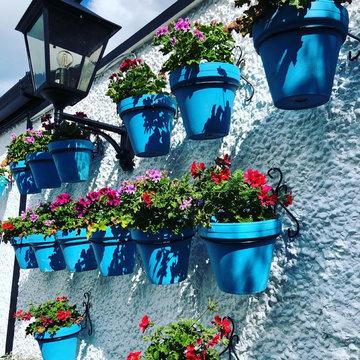 Welsh Courtyard