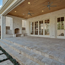 Traditional Patio by Coats Homes