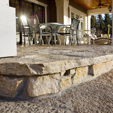 Traditional Patio by Stonewood, LLC