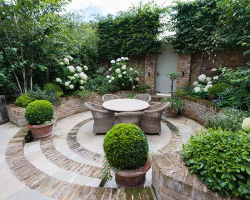 Small Patio Design Ideas, Remodels & Photos | Houzz on Houzz Backyard Patios id=50490