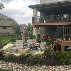 Hardscape Contractors Papillion Ne Us 68046 Landscape Architects Landscape Designers Houzz