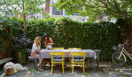 Share Your Summer Garden and Outdoor Living Upgrades