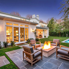 Traditional Patio by Structure Home