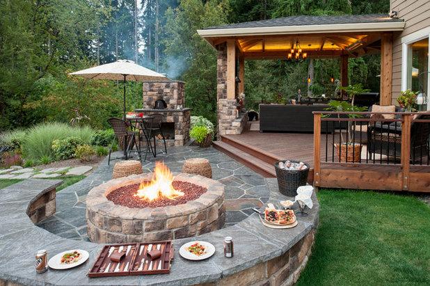 outdoor quel brasero pour de douces soir es en terrasse. Black Bedroom Furniture Sets. Home Design Ideas