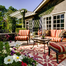 Traditional Patio by Viscusi Elson Interior Design - Gina Viscusi Elson