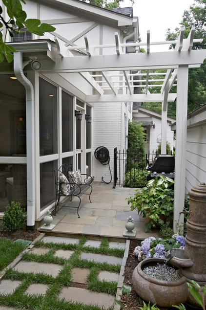 Traditional Patio by Wood Wise Design & Remodeling