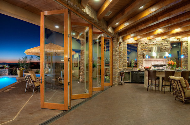 Traditional Patio by View Point Windows, Inc.